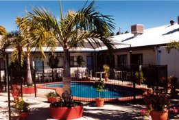 Peppercorn Motel  Restaurant - Accommodation Brunswick Heads