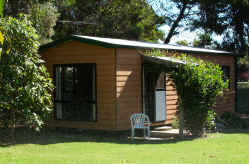 Casuarina Cabins - Accommodation Brunswick Heads