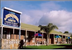Lakes Jakaranda Holiday Units - Accommodation Brunswick Heads