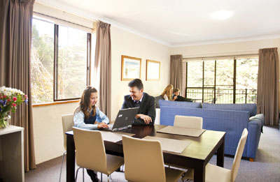 Oxley Court Serviced Apartments - Accommodation Brunswick Heads