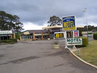 Governors Hill Motel - Accommodation Brunswick Heads