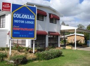 Colonial Motor Lodge - Accommodation Brunswick Heads
