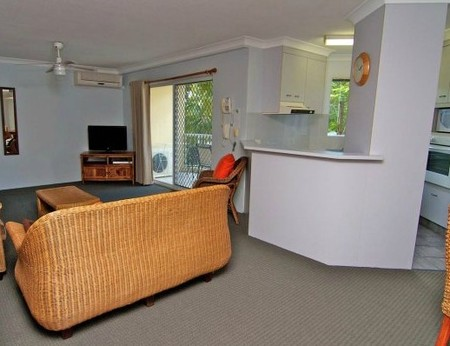 Paradise Grove Holiday Apartments - Accommodation Brunswick Heads