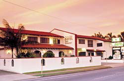 Comfort Inn Marco Polo Motel - Accommodation Brunswick Heads