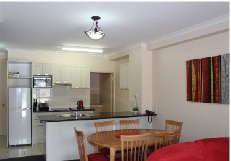 Starwest Alderney On Hay Apartments - Accommodation Brunswick Heads
