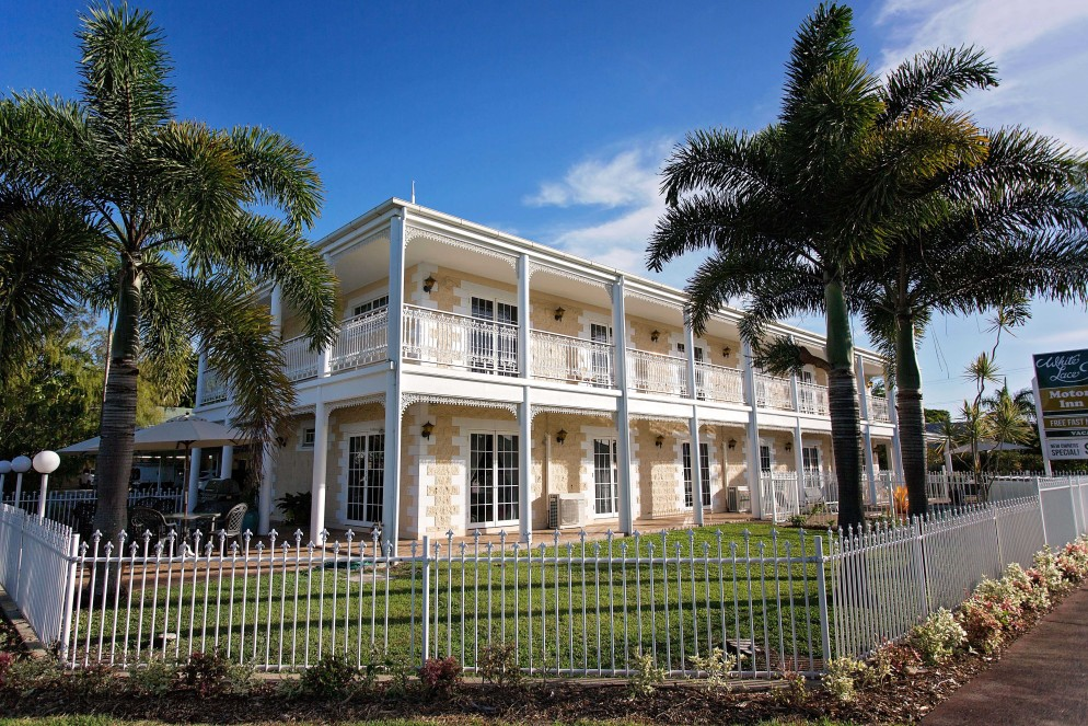 White Lace Motor Inn - Accommodation Brunswick Heads