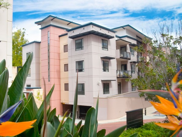 Mounts Bay Waters Apartments - Accommodation Brunswick Heads
