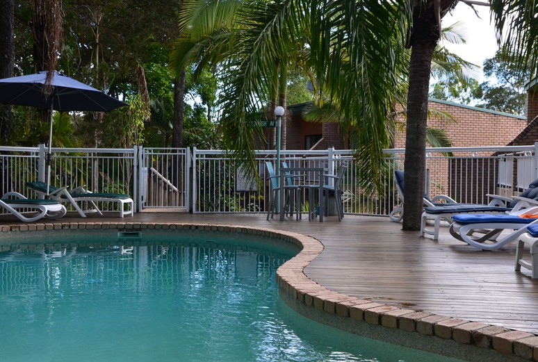 Bottlebrush Holiday Townhouses - Accommodation Brunswick Heads