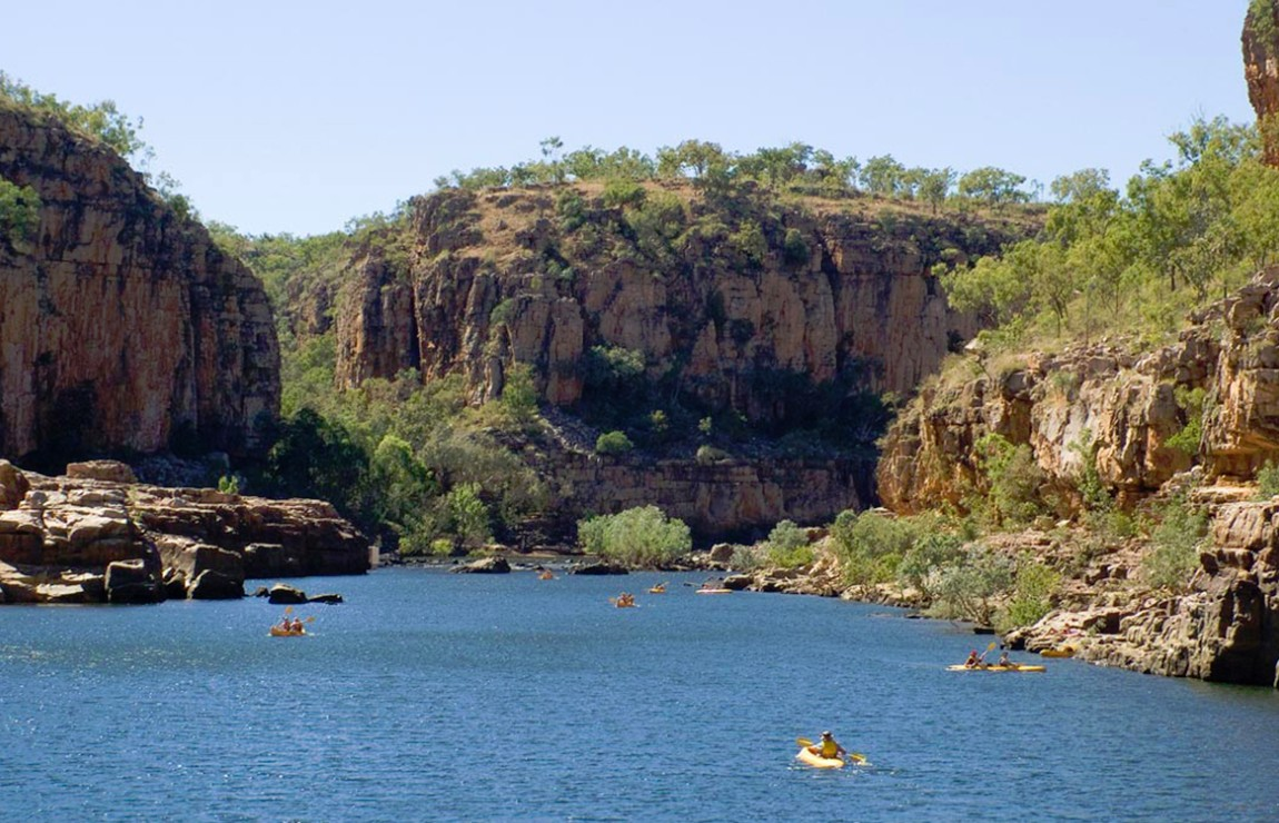 Nitmiluk Gorge Caravan Park - Accommodation Brunswick Heads