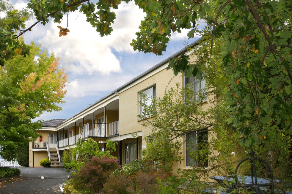 Graham Court Apartments - Accommodation Brunswick Heads