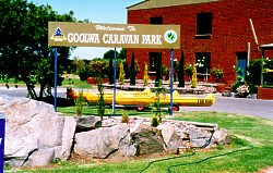 Goolwa Caravan Park - Accommodation Brunswick Heads