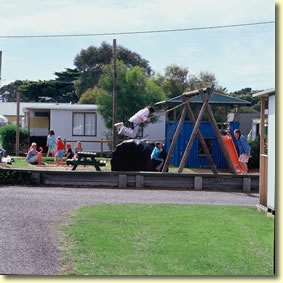 Swansea Holiday Park - Accommodation Brunswick Heads