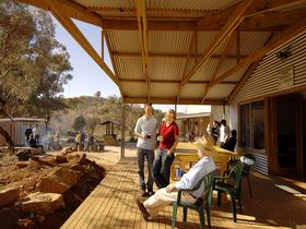 Willow Springs Shearers Quarters - Accommodation Brunswick Heads