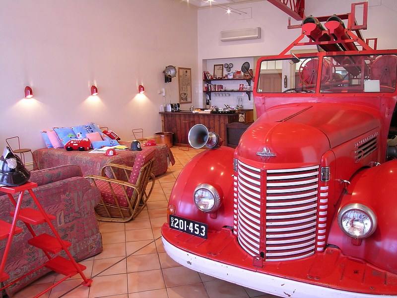 The Fire Station Inn - Residency Penthouse - Accommodation Brunswick Heads