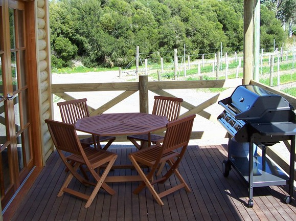 McLaren Ridge 3 - McLaren Ridge Log Cabins - Accommodation Brunswick Heads