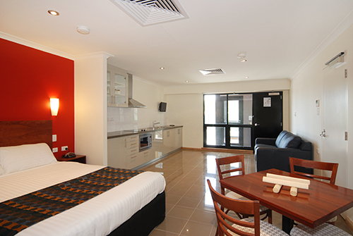 Tanunda Hotel Apartments - Accommodation Brunswick Heads