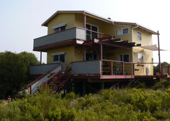 Ark Bed and Breakfast - Accommodation Brunswick Heads