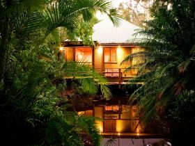Hunchy Hideaway - Accommodation Brunswick Heads