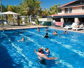 Noosa Caravan Park - Accommodation Brunswick Heads