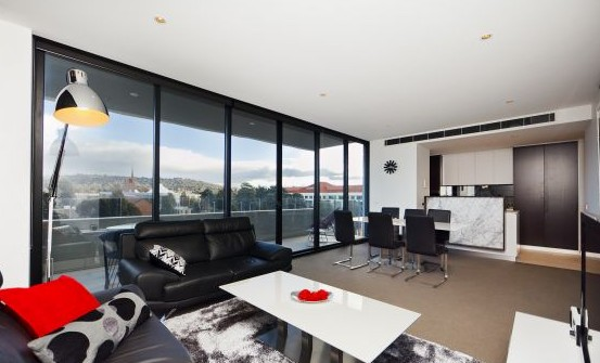 Apartments by Nagee Canberra - Accommodation Brunswick Heads