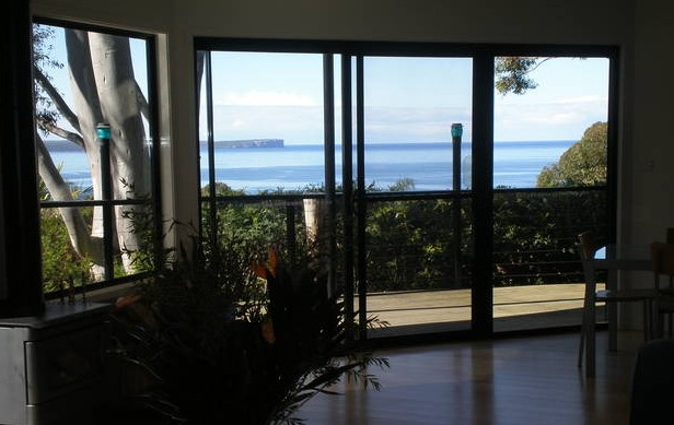 A Blue Point House Jervis Bay - Accommodation Brunswick Heads