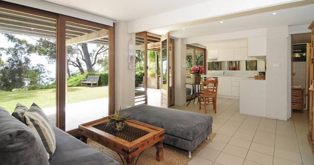 Bungalows on the Beach - Accommodation Brunswick Heads