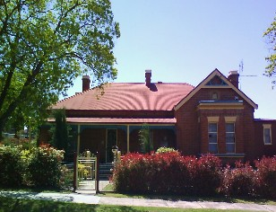 Tumut Accommodation Sefton House - Accommodation Brunswick Heads