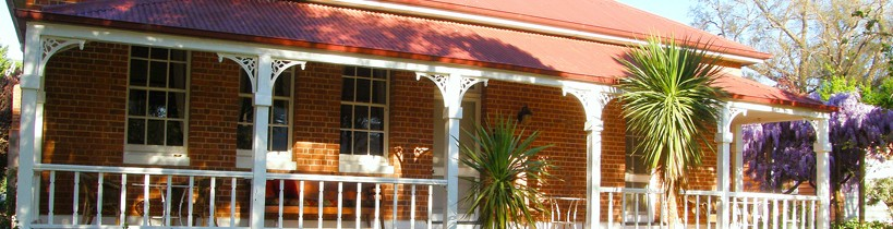 Araluen Old Courthouse Bed and Breakfast - Accommodation Brunswick Heads