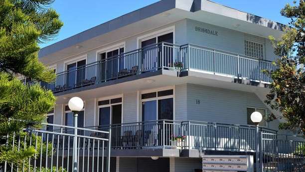 Beach Studio on Bombo - Accommodation Brunswick Heads