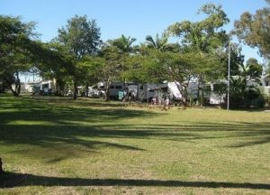 Bucasia Beachfront Caravan Resort - Accommodation Brunswick Heads