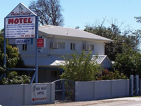 Palm Valley Motel and Self Contained Holiday Units - Accommodation Brunswick Heads