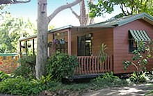Lilyponds Holiday Park - Accommodation Brunswick Heads
