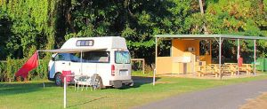 Bell Park Caravan Park - Accommodation Brunswick Heads