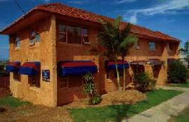 Harbour Terrace Holiday Apartments - Accommodation Brunswick Heads
