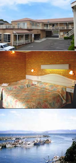 Twofold Bay Motor Inn - Accommodation Brunswick Heads