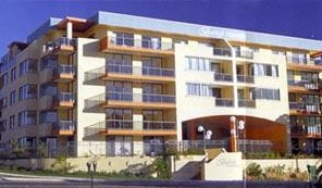 Burleigh Terraces Luxury Apartments - Accommodation Brunswick Heads