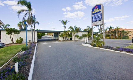 Best Western Hospitality Inn Geraldton - Accommodation Brunswick Heads