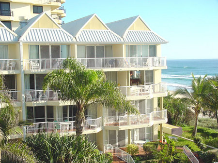 Crystal Beach Resort - Accommodation Brunswick Heads