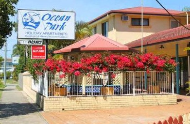 Ocean Park Motel and Holiday Apartments - Accommodation Brunswick Heads