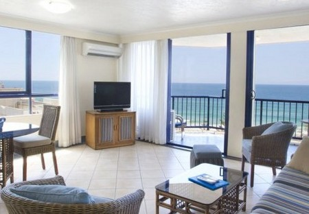 Surf Regency Apartments - Accommodation Brunswick Heads