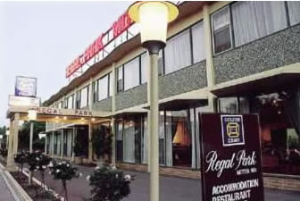 Regal Park Motor Inn - Accommodation Brunswick Heads