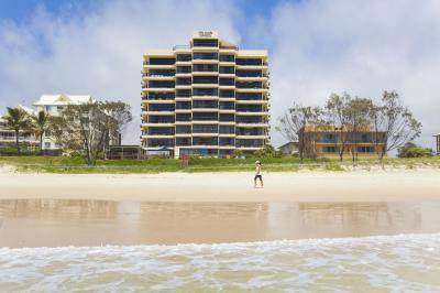 Pelican Sands Beach Resort - Accommodation Brunswick Heads