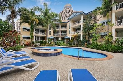 Surfers Beach Holiday Apartments - Accommodation Brunswick Heads