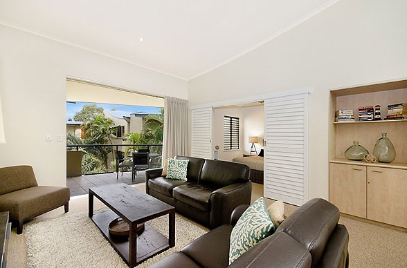 Montpellier Boutique Resort - Accommodation Brunswick Heads