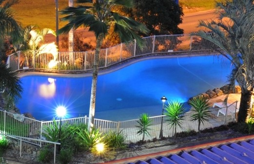 Boathaven Spa Resort - Accommodation Brunswick Heads