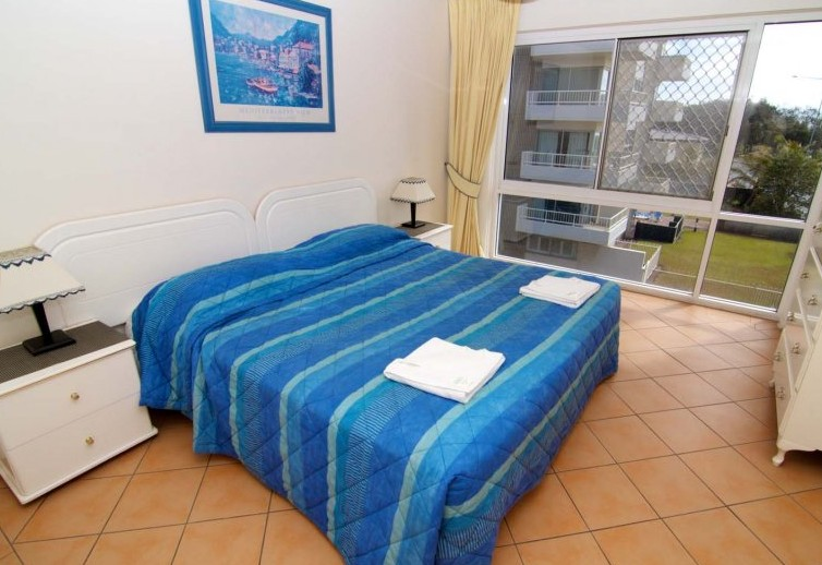 Beach Lodge Apartments - Accommodation Brunswick Heads