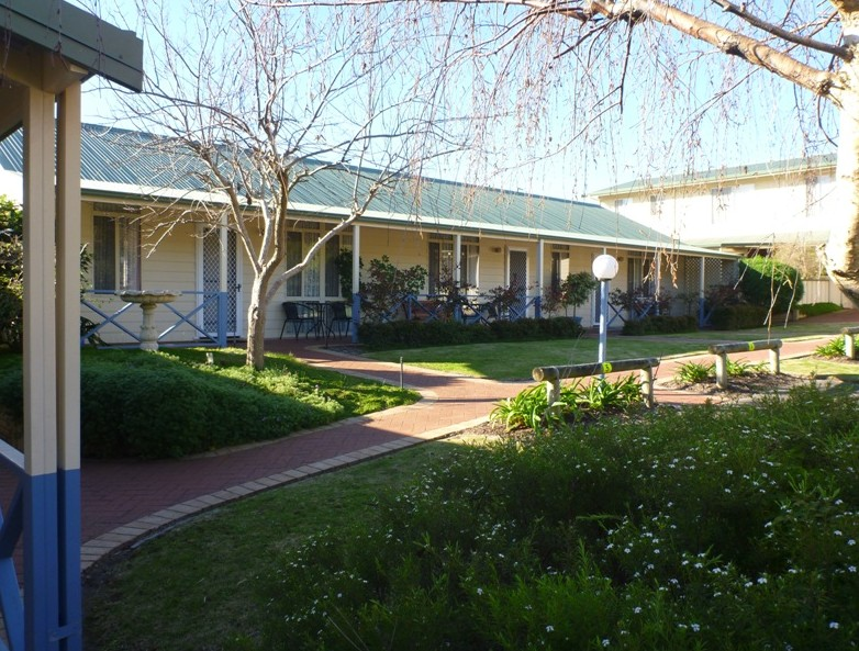 Park Avenue Holiday Units - Accommodation Brunswick Heads