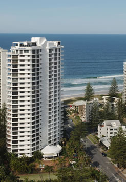 Biarritz Apartments - Accommodation Brunswick Heads
