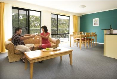 Flynns Beach Resort - Accommodation Brunswick Heads