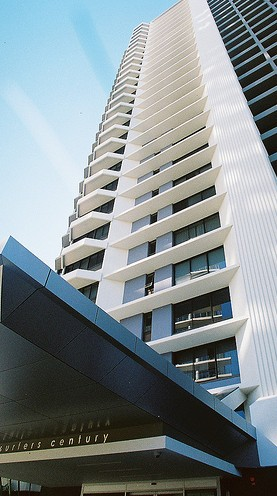 Surfers Century Apartments - Accommodation Brunswick Heads